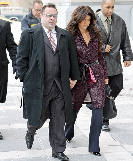 "Teresa Giudice, Joe Giudice Plead Guilty to Fraud Charges in Court, ""Heartbroken"" for Daughters"