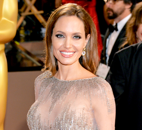 "Angelina Jolie ""Very Happy"" With Double Mastectomy, ""There's Still Another Surgery"""