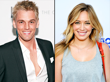 "Aaron Carter: Hilary Duff Is Love of My Life, ""I'll Spend the Rest of My Life"" Trying to Get Her Back"