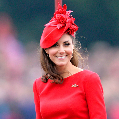 "Kate Middleton To Raid Queen Elizabeth's ""Exquisite"" Jewels for Australia Tour"