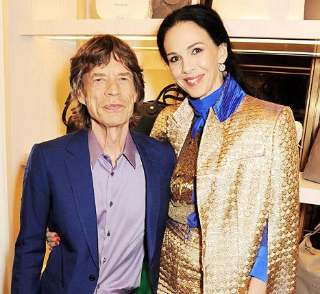 L'Wren Scott Death: Designer's Storied Fashion Career, Mick Jagger Love Story