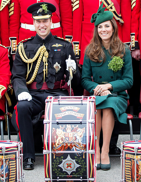 "Prince William on Having More Babies With Kate Middleton: ""One's Enough at the Moment"""