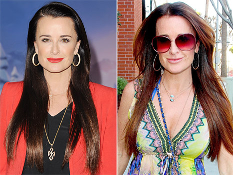 Kyle Richards Reveals New Red Hair: See the Picture