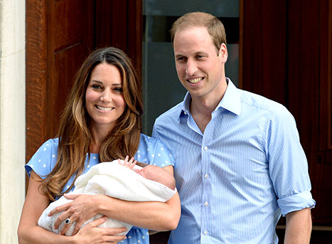"Prince George's New Nanny Revealed! Kate Middleton, Prince William Are ""Delighted"""