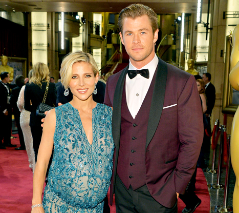 Chris Hemsworth, Wife Elsa Pataky Welcome Twin Boys!