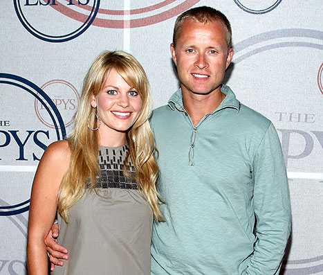 Candace Cameron Bure's Husband Valerie Bure Learned English From Full House