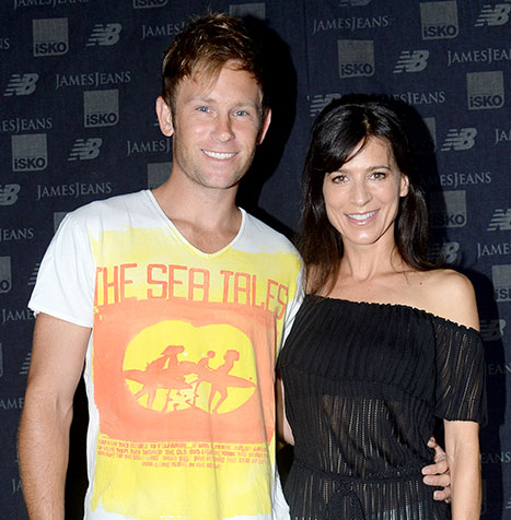 Perrey Reeves Engaged: Entourage Star to Wed Tennis Coach Aaron Fox