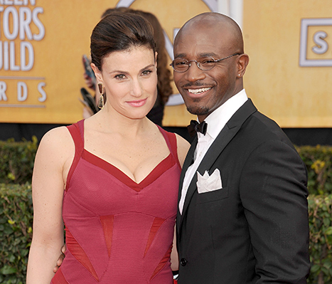 Idina Menzel and Taye Diggs Are Separating After 10 Years ...  Idina Menzel And Taye Diggs Rent