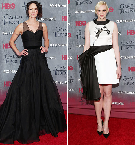 Game of Thrones Season 4 Premiere: See Cersei, Daenerys, Brienne, and More Glammed Up