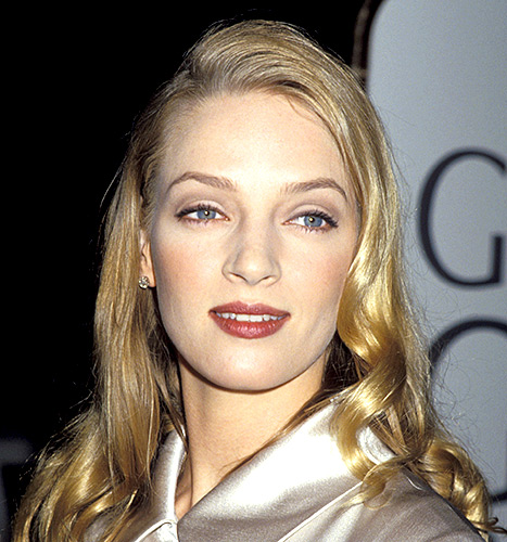 Uma Thurman's Beauty Evolution Through the Years: See Her Many Looks ...
