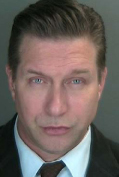 In this Dec. 6, 2012 photo provided by the Rockland County District Attorney's Office in New City, N.Y., actor Stephen Baldwin is shown. Baldwin was arraigned on Thursday, Dec. 6, 2012, in New York's Rockland County on charges that he failed to file New York State Income Tax. Authorities say that Baldwin owes more than $350,000 in taxes and penalties. (AP Photo/Rockland County District Attorney's Office)