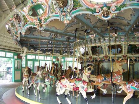 Glen Echo Park, Maryland, Unique for Carousel, Arts Focus