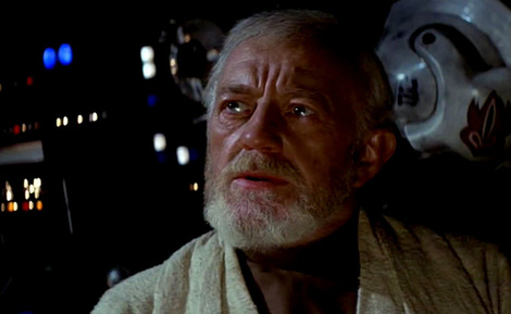 """Alec Guinness thought Star Wars was """"fairy tale rubbish"""""""