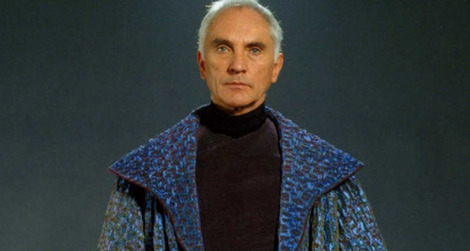 """Terence Stamp - """"I only did 'Star Wars' to meet Natalie Portman"""""""