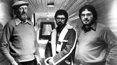 Lawrence Kasdan and Simon Kinberg talk 'Star Wars 7' and spin-off films