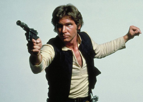 Star Wars 7: Harrison Ford To Be Shot 'From Waist Up'