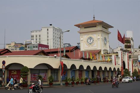 Saigon, Vietnam, Offers a Range of Shopping Options