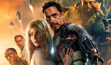 Iron Man 3: New poster, trailer and interviews start final countdown to film's release