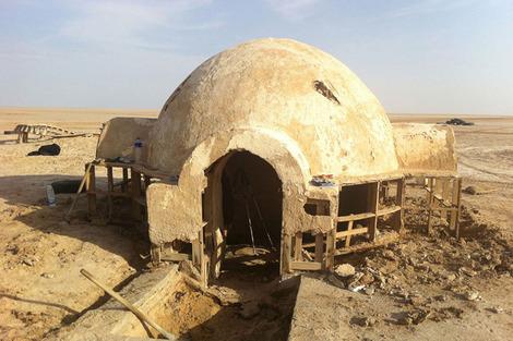 How Star Wars fans restored the Lars Homestead