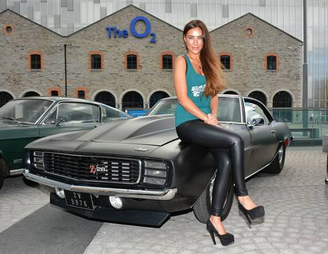 The star cars of Fast and Furious 6