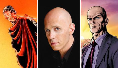 Man of Steel: Mackenzie Gray to play Jax-Ur?