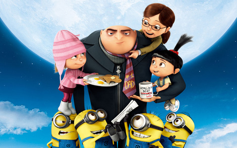 Modern parenthood in animated movies