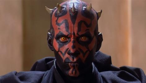 Star Wars: The return of Darth Maul?