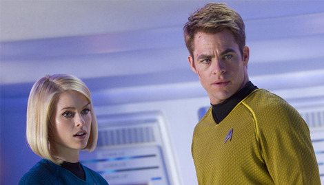 Star Trek: Will Captain Kirk and Carol Marcus get together?