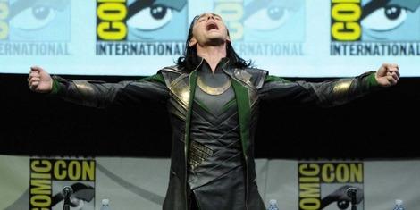 Tom Hiddleston isn't sure why Loki is so popular