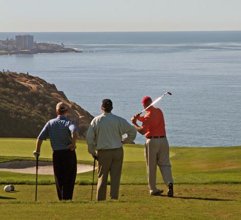 Play a Golf Course a Day in La Jolla, California