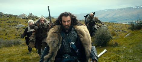 Thorin Oakenshield actor Richard Armitage talks 'The Hobbit: Desolation of Smaug'