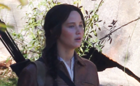 Hunger Games stars spill the beans on Mockingjay