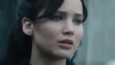 Jennifer Lawrence nearly dies on Mockingjay set
