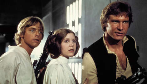Star Wars VII: Hamill, Ford and Fisher begin filming soon?