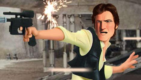 Star Wars heads to Pixar?