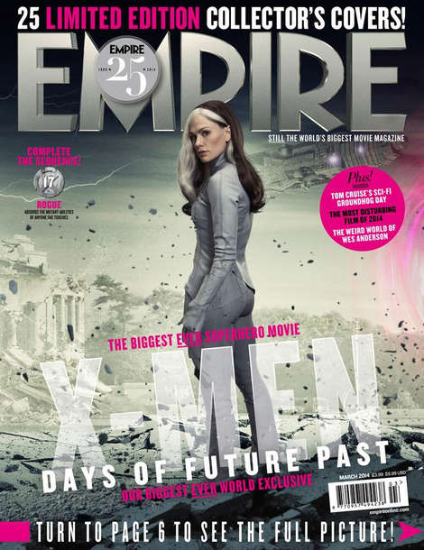 Rogue to return in X-Men: Days of Future Past?