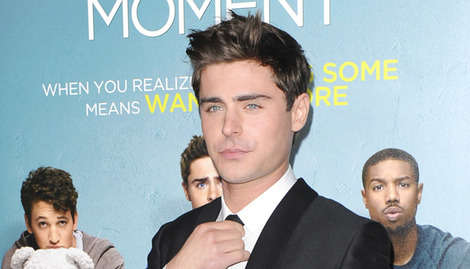 Zac Efron confirms Star Wars VII rumours
