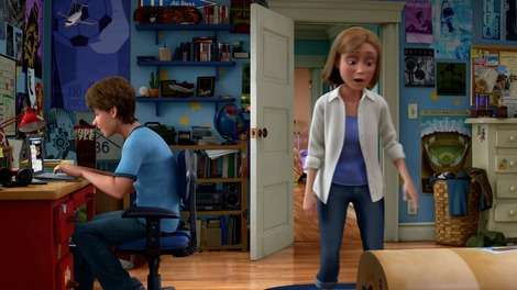 Pixar theory: The true identity of Andy's Mum revealed?