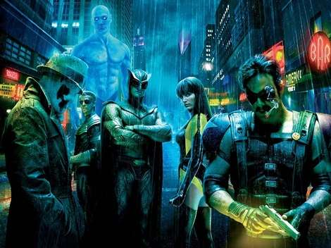 Watchmen Is Neil DeGrasse Tyson's Favourite Superhero Movie