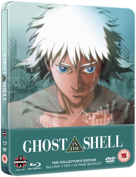 Ghost in The Shell Gets First Ever Blu-ray Release