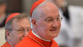 Marois aimerait aller à Rome si Marc Ouellet devenait pape