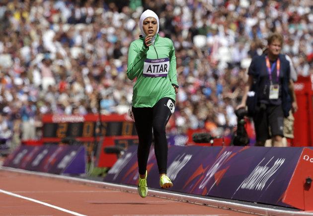A primeira brasileira a competir nos Jogos Olímpicos foi a