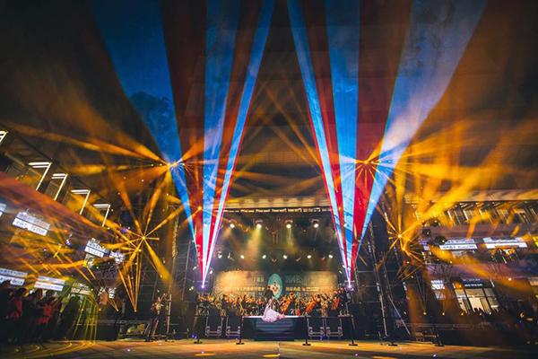 台中軟體園區 Dali Art藝術廣場瞬間成為全台熱門新地標 (圖片來源/台中軟體園區 Dali Art藝術廣場)