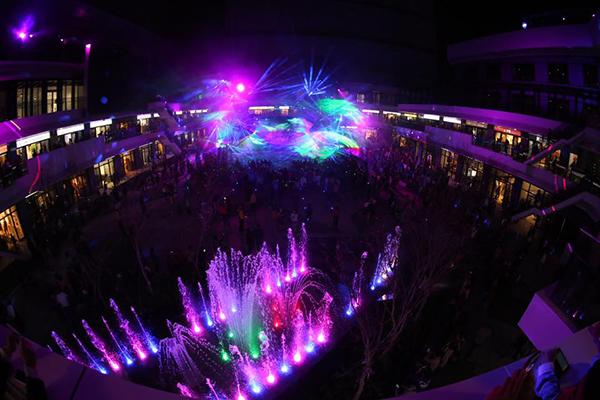 台中軟體園區 Dali Art藝術廣場未來會陸續邀請更多藝人前來表演 (圖片來源/台中軟體園區 Dali Art藝術廣場)
