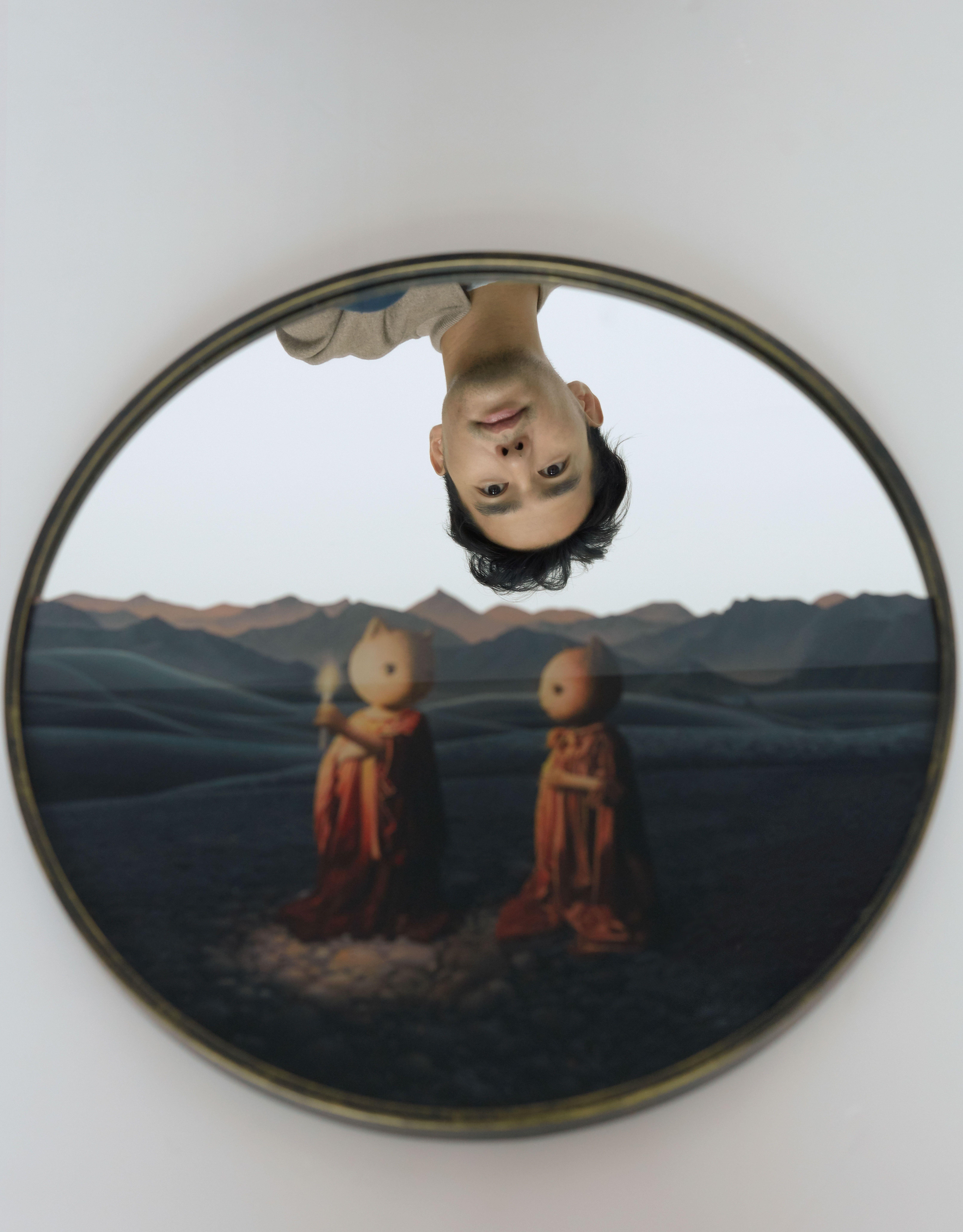 張凱,〈荒野寂寥〉x Peibo之藝術鏡。