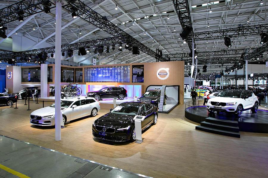 《2018台北車展》Volvo XC40亞洲首現身