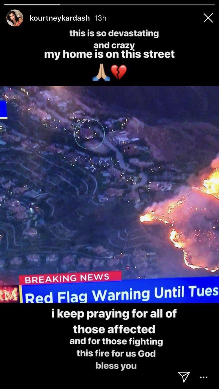 加州大火吞噬名人雲集的馬里布海濱!這些明星們的億萬豪宅,在一夕之間被燒成灰燼!