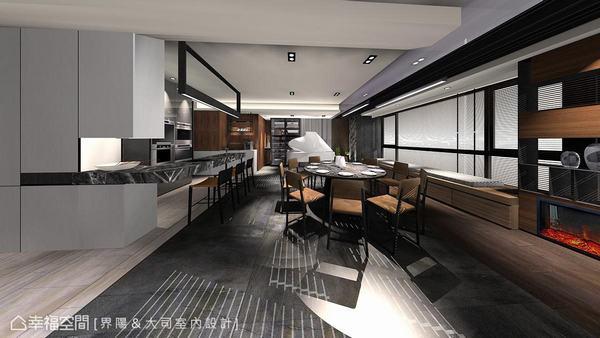 空間特質+居住者的好品味!打造滿分人文宅