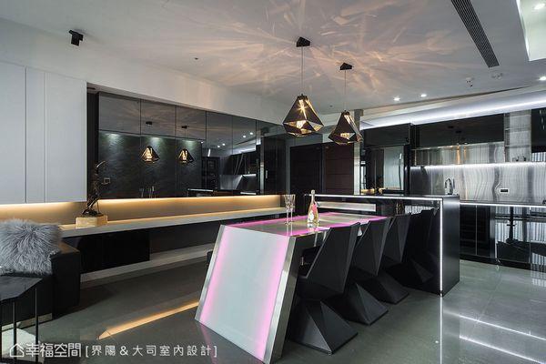 前衛時尚精工美學 打造飯店級質感層次