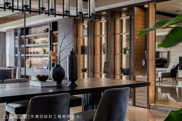 石木共築 文雅仕紳的優美靜謐宅邸